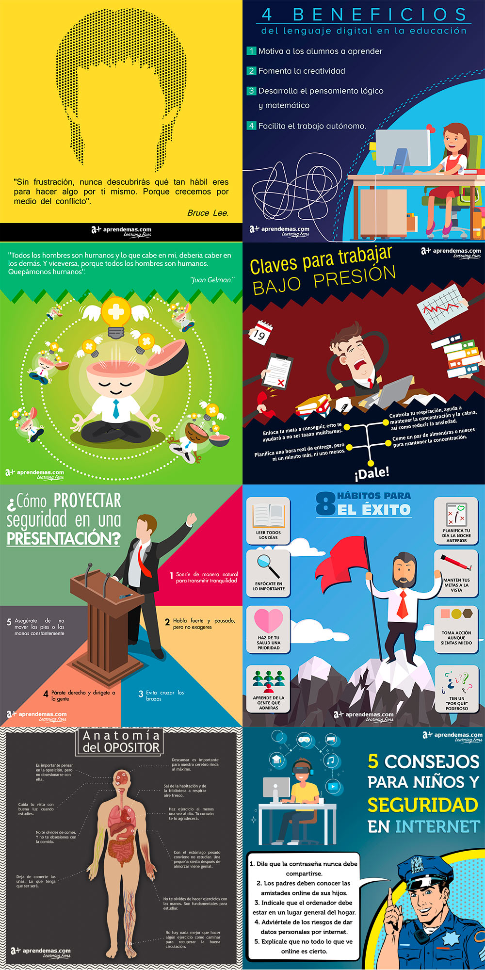 aprendemas infografias